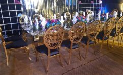 Golden Chairs