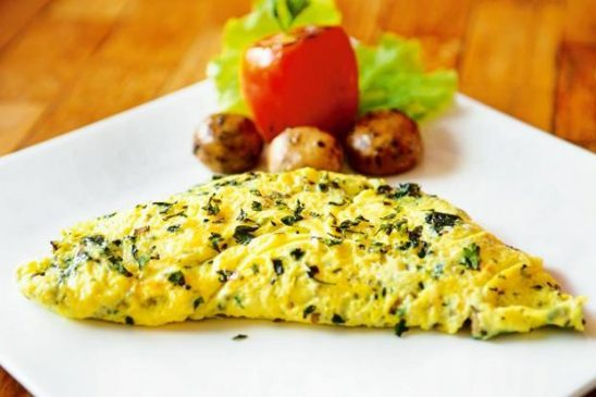 Mix Continental Omelet