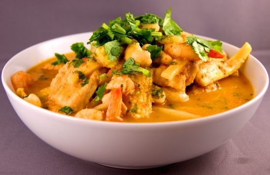 Chicken Red Curry Sauce
